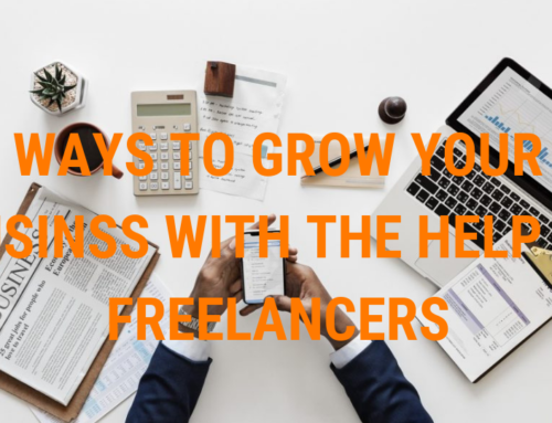 Help your Business Grow as Freelancers help you!