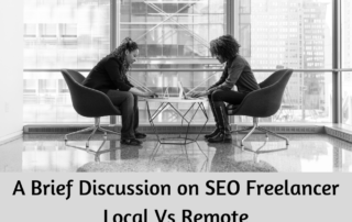 hire local seo freelancer india