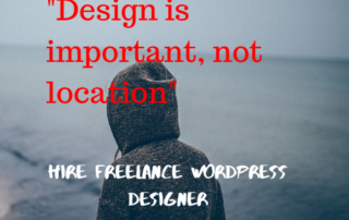 hire freelance wordpress designer