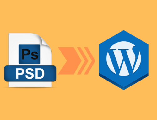 PSD to WordPress conversion: The Process and everything you need to know!